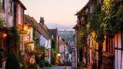 """英国小镇的风景最漂亮,也是最""""独立""""的小镇,美入人心"""
