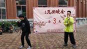 【南医大二临艺术团】2020年二临元旦晚会摆摊宣传快闪表演