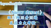 【phigros】双※线※并※进Snow desert IN lv:13 phi by:Zenisda
