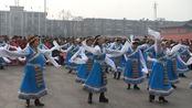 忻州市元宵节忻州老牛街拍VTS2014年红旗广场舞大赛节目VTS_01