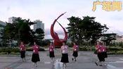 《水仙花开》威海金海滩广场舞
