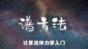 「自制课程」计算流体力学(CFD) 离散方法 谱方法 天津大学刘建新