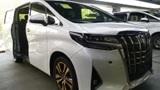 燕子说车丰田埃尔法3.5L排量V6发动机市场稀缺车型现车售价是多少