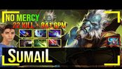 SumaiL - Phantom Lancer Safelane | NO MERCY 22 KILL + 841 GPM | Dota 2 Pro MMR