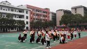 郴州市三完小六年级15班团体操表演