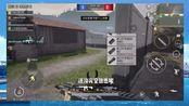 小蝎子和平精英:4V4团战遭遇虎牙Ysjt战队狙击手,真的是职业?