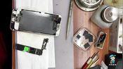 螺丝柱断完的iphone6只能用搬板的方式来修复