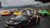 Trackday TT Assen - Heavy Rain, Highlights! M6 GT3, 488 Challenge, R8 GT4.......