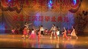 分宜县清华幼儿园2017庆六一文艺汇演暨毕业典礼——果果班《蓝天下的爱》