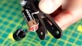 一块电池和一个夹子,制作出的黑科技,你知道用在什么地方吗?