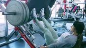 形体pro 女神Sandra的臀腿训练