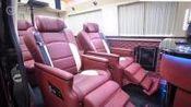 西安合正奔驰斯宾特改装加高顶航空座椅,全面打造舒
