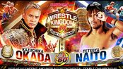 【年度比赛】NJPW Wrestle Kingdom 14-第2日 冈田和睦 vs 内藤哲也 双冠王之战