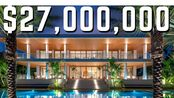 THE BEST MANSION IN MIAMI BEACH FLORIDA!_ ON SALE FOR $27 MILLION