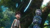 海南首部动画电影《海岛兄弟之南海天书》前传短片