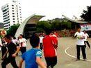 2010(9)班鱼贯跳绳_2012柳州八中阳光体育