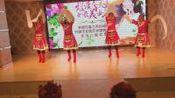 辽宁开原春之声合唱团,庆三八联欢会,舞蹈:卓玛泉