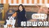 【饼干搬运】【贝游日本】【5天和歌山之旅】Day1+2 贵志川线探望「猫猫站长」+和歌山拉面推荐+日本岩盘浴初体验+路过黑潮市场