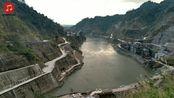 据说是印度最大的Subansiri水坝--8个月前的情况