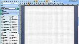 Visio 2007 制作网站建设流程图_标清