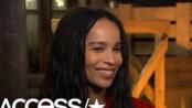 'Fantastic Beasts': Zoe Kravitz Jokes About #DumbleDAMN (AKA Jude Law)