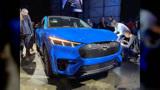 福特发布了Mustang电动SUV 它将会在2021年入华