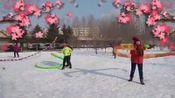 MeiCam_20180205_192104share吉林市雾松桥空竹友祝全国空竹友新春快乐。