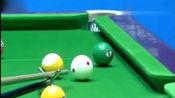 回顾,世界台球冠军郑宇伯,这是在比赛还是在练球,对手搞懵了!