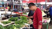 自驾游中国,进入福建南平市准备买肉吃,一看价格实在舍不得吃了