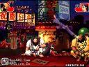 拳皇97:聚义皇族乄kyo_VS_拳霸-辉辉_抢20(2012.01.12)