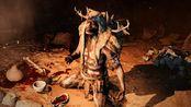 孤岛惊魂:原始杀戮04 找到狼人驯服百兽之王猫头鹰