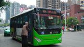 【POV S5-11】黄石公交25路:第一次制作!高中母校门口的一条线路