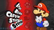 P5S菜单风格的《纸片马力欧》 女神异闻录 纸马Paper Mario Menu Transitions (Persona 5 Scramble)