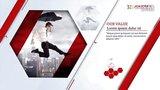 [龋齿一号]AE模板-企业公司扁平化图片文字宣传 VideoHive Corporate Pack