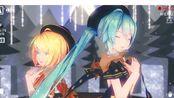 【V+MMD】MIKU和RIN的◆Club Nightmare◆