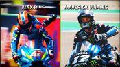 MotoGP 2019Rins vs Vinales前三对决! -Battle for Top 3 Finish in MotoGP 2019