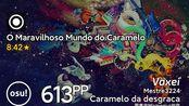 Vaxei丨613pp 98.52%FC#1丨Mestre3224 - Caramelo da desgraca [Caramel Wonderland]