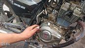 摩托车发动机震动大什么原因?把这几颗螺丝拧紧;油门再大也不怕