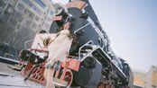 【零下22度的约拍】哈尔滨冬日JK与铁路桥 #VLog-0111   A73+FE85F18&FE24GM