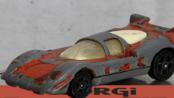 【Danny's Diecast Disasters】合金小车定制翻新: Forza Horizon 4风格-Corgi法拉利512S