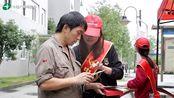 茅箭区宣传推广中国社会扶贫网