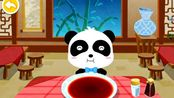 宝宝巴士第616期 中华美食 妙妙吃面条 儿童益智娱乐小游戏