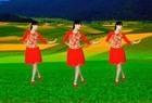 优美抒情广场舞《小小新娘花》云菲菲演唱,舞美歌甜,背面演示