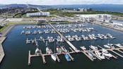 青岛港2019第四届远东杯国际帆船拉力赛 到达日本富山