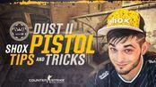 【CSGO职业哥教学】法国男模shox教你沙2打手枪[中文字幕]/G2 shox | Dust II Pistol Tips and Tricks