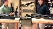 XM806 重机枪vs.M2A1 重机枪