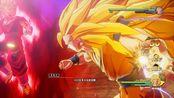 【Dragon Ball Z : KAKAROT】挑战200级狂敌 贝吉特&悟天克斯!快速破防、击溃,龙拳破招演示