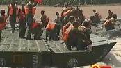 用二十分钟在黄河上搭两百多米的浮桥, 人民解放军用行动创造奇迹