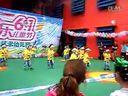 湖南省怀化市507艺术幼儿园大一班的男生舞蹈表演