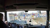 【连载】【长期更新】卡车老司机第一人称驾驶177:毛子老哥开斯堪尼亚S500